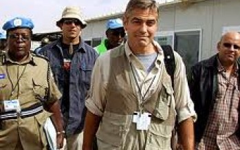 An Actor Out of His Depth: Clooney Keeps an Eye on Sudan