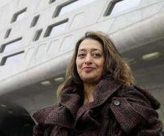 Dame Zaha Mohammed Hadid