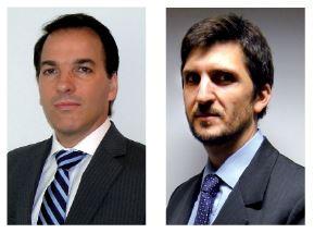 Sergio Caveggia and Leonardo Favaretto