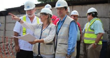 United Nations Office for Project Services (UNOPS): Infrastructure to Empower Women