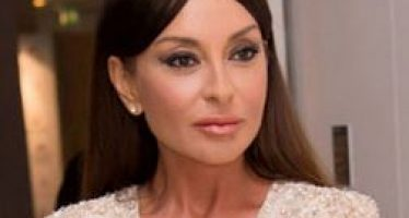Mehriban Aliyeva – With Azerbaijan at Heart: the First Lady Reaches Out For a Better World