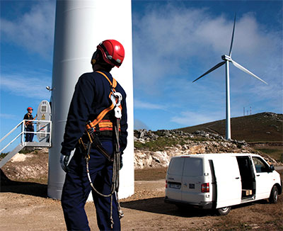 IFC financing is helping Turkey's Zorlu Energy build a wind farm that will help alleviate Pakistan's severe power shortages.