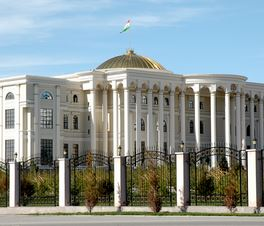 Dushanbe: Presidential Palace