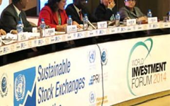 World Investment Forum: Seeking Ways to Unlock the Idle Trillions