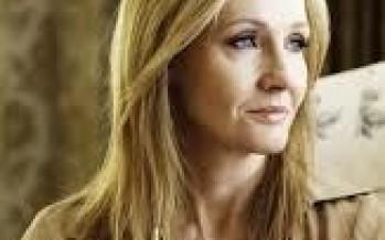 JK Rowling: Inspiring Words Matched to an Inspiring Life