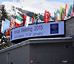 Davos: WEF 2015