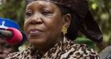 Catherine Samba-Panza: Determined to Bring Peace and Democracy