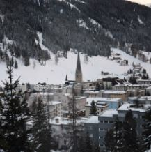 Davos: World Economic Forum 2015. Photo: Copyright © CFI.co