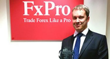 <br></noscript>FxPro Financial Services is the Winner of the CFI.co Award for 'Best FX Execution, Global'