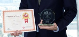 <br>UBP Wins the CFI.co Private Banking Award, UAE
