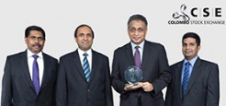<br>Colombo Stock Exchange: Most Sustainable Growth Exchange Asia 2014