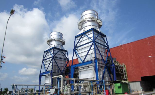 Côte D'Ivoire: Azito Thermal Power Plant