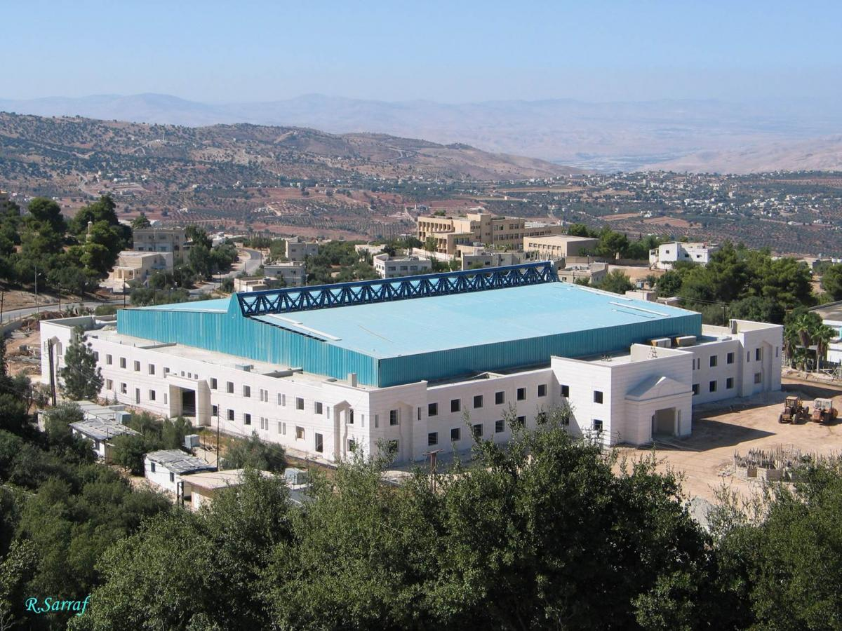 The SESAME (Synchrotron-Light for Experimental Science and Applications in the Middle East) facility in Jordan.