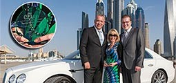 <br>Bentley Powers Ahead in Customer Satisfaction: CFI.co Award Winner, Middle East