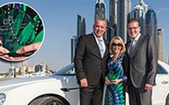 <br>Bentley Powers Ahead in Customer Satisfaction: CFI.co Award Winner, Middle East