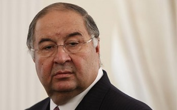 Alisher Usmanov: A Likeable Oligarch