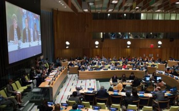 At High-Level Forum, UN Official Calls for Final Push Towards New Sustainability Agenda