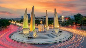 Thailand: The Democracy Monument