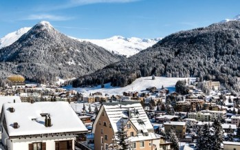 A Sojourn in Davos: Things Will Never Be the Same