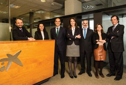 InverCaixa Gestión: Fixed Income Fund Management Team