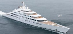 Billionaires' Toys: There Is No Point other than Bigger is Better