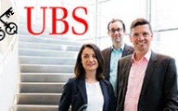 <br>UBS: Best Green Bank Switzerland 2015