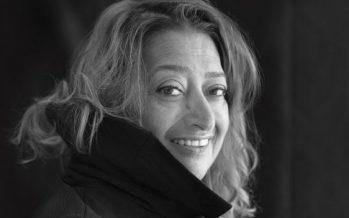 "Zaha Hadid (1950-2016): ""I Don't Design Nice Buildings"""