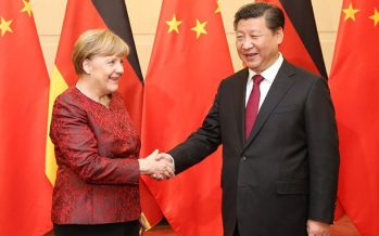 Behind the Scenes, Berlin and Beijing Are Forging a New World Order
