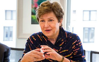 Kristalina Georgieva, CEO of the World Bank: Empowering Communities