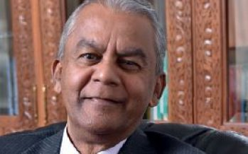 CFI.co Meets the Governor of the Central Bank of Mauritius: Rameswurlall Basant Roi
