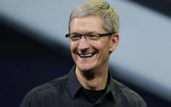 Tim Cook: Taking Care of Business