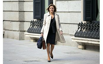 María Dolores de Cospedal: Seeking More Bang