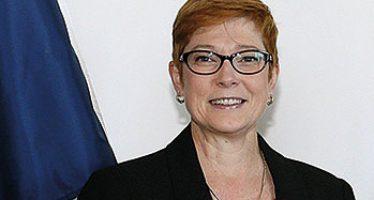 Marise Payne, Australia: Survivalist