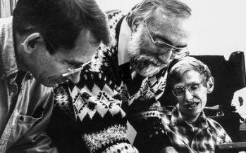 Obituary: Stephen Hawking (1942-2018)