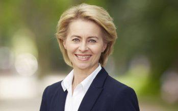 Ursula von der Leyen: Close Cooperation