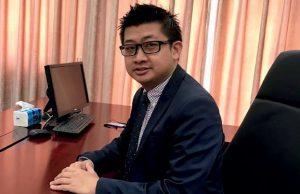 CFO Ken Looi