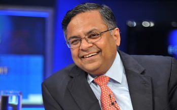 Natarajan Chandrasekaran: Ensuring Tata Group's Future