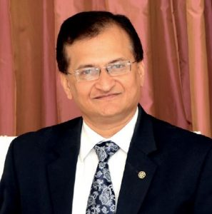 Senior VP, Legal & Company Secretary and CCO of the Indian Hotels Company Limited (IHCL) Beejal Desai