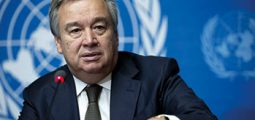 António Guterres: Healing a Fractured World