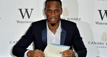 Didier Drogba: Just Do It
