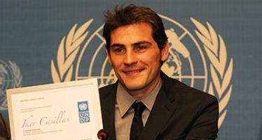Iker Casillas: Scoring Goals for Change