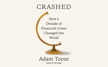 Book Review by Kenneth Rogoff: Crash Time