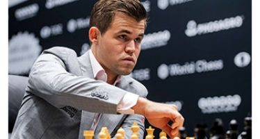 Magnus Carlsen: In Pursuit of Perfection and Committed to the Art of Chess