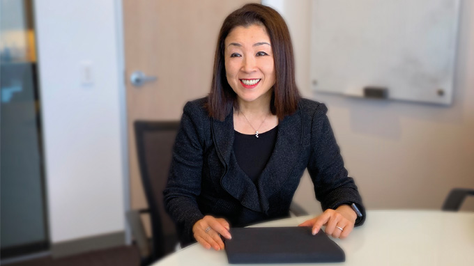Executive Vice President & CEO: Keiko Honda