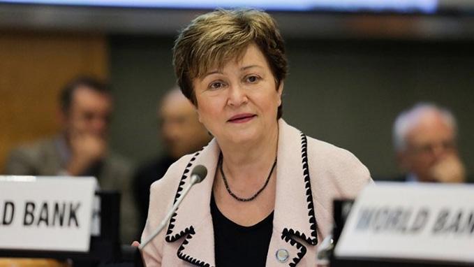 CEO: Kristalina Georgieva MIGA