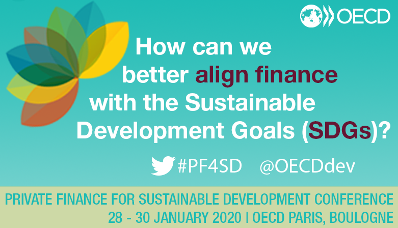 Aligning finance with the Sustainable Development Goals (SDGs)