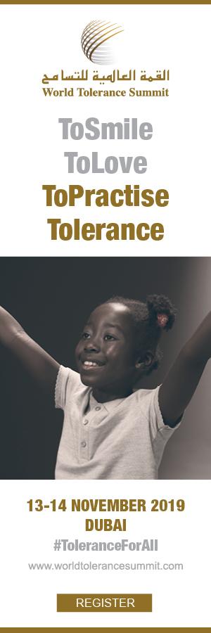 World Tolerance Summit