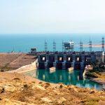 Tajikistan: Qauirokkum dam