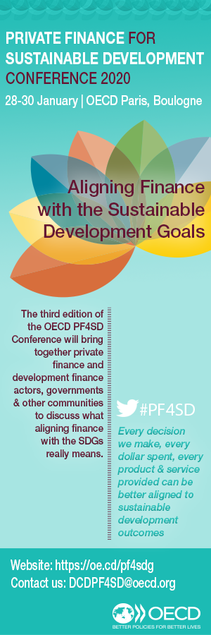 private finance for sustainable development oecd