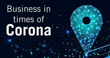Business in Times of Corona: Steering Economies by Dead Reckoning